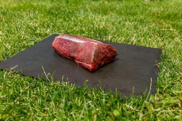 Das Filet ist das zarteste und zugleich rarste Stück vom Rind