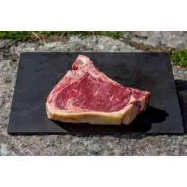 bio clubsteak fleisch grillen kochen