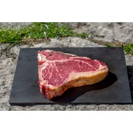 bio t-bone steak fleisch grillen kochen