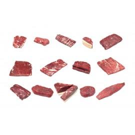 Asado degustierpaket von lomo alto biofleisch