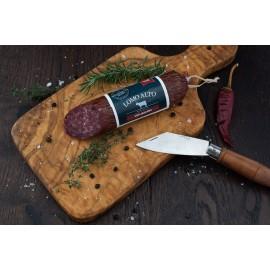 LOMOALTO Chilisalami mild geräuchert 200gStk