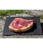 bio ribeye entrecote steak fleisch grillen kochen