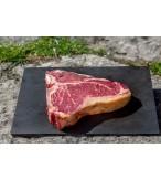 bio t-bone steak fleisch grillen kochen