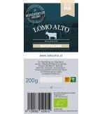 Natursalami mild geräuchtert 200g/Stk biologisch lomo alto