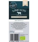 Natursalami Edelschimmel 200g/Stk lomo alto biologisch